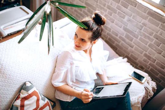 Arbeider folk mindre produktivt hjemme?
