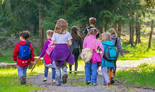 자연 연구를 의무 학교 과목으로 만들 시간