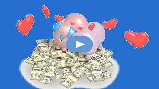 पैसे, प्यार और चेतना के साथ संतुलन का जीवन कैसे प्राप्त करें