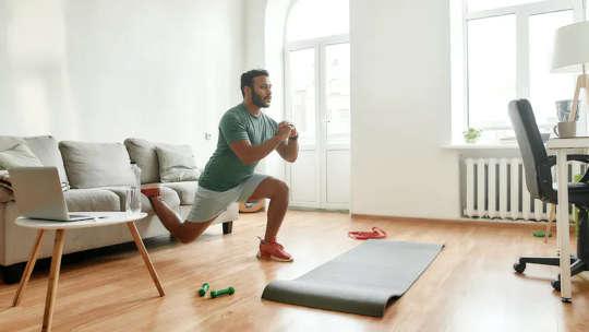 30 minuutin harjoittelu ei estä istumista koko päivän ja mitä voi