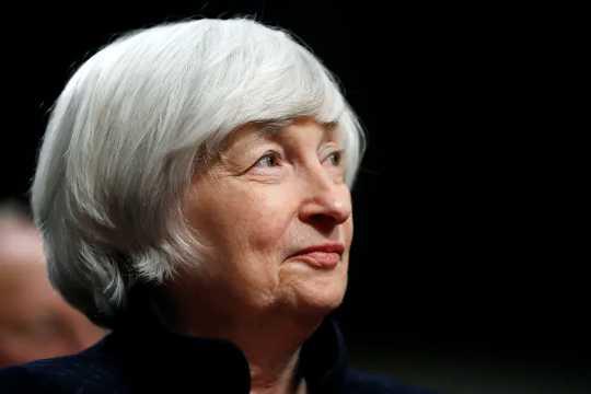 Vad Janet Yellen kan göra för klimatförändringar som oss finansminister