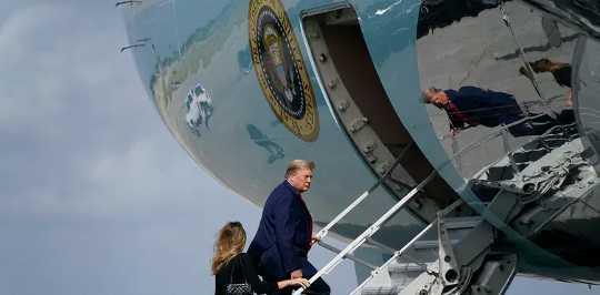 Bagaimana Narsisme Trump Dapat Mengubah Kepemimpinan Selamanya