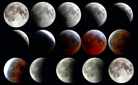 Supermond! Mondfinsternis mit rotem Blut! Es passiert alles auf einmal, aber was bedeutet das?