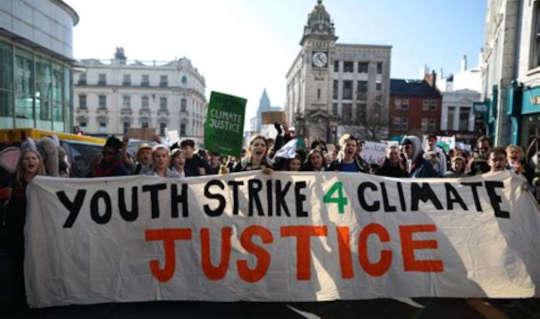 兒童如何將歐洲國家訴諸於氣候危機並改變法律
