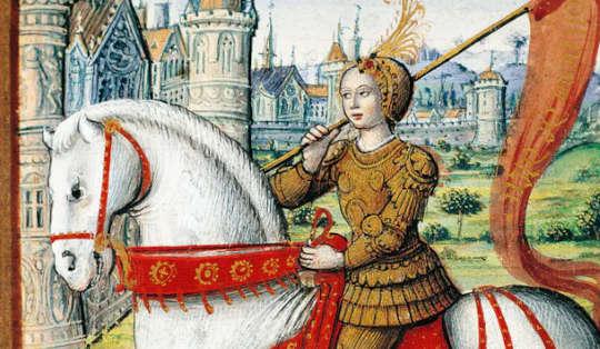 騎士精神不是要敞開大門,而是要保護社會最容易受到攻擊的人