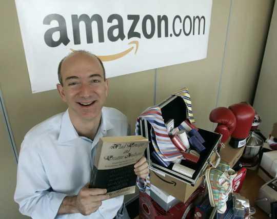 Как Джефф Безос и Amazon изменили мир
