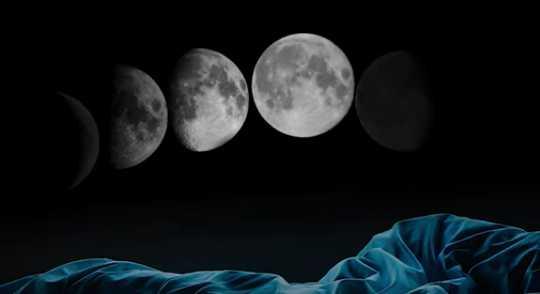 滿月如何影響您的睡眠和行為