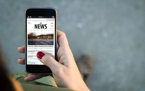 6 tips för att hantera när nyheterna kommer till dig
