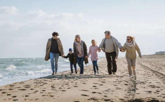 死にやさしいコミュニティは、老化と死の恐怖を和らげます
