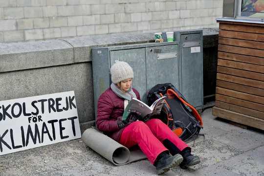 グレタ・トゥーンバーグ効果:若い気候活動家に精通している人々は行動する可能性が高いかもしれません
