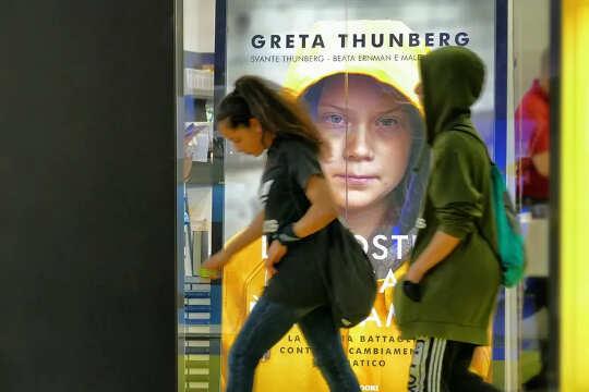 Het Greta Thunberg-effect: mensen die bekend zijn met jonge klimaatactivisten, zullen waarschijnlijk eerder handelen