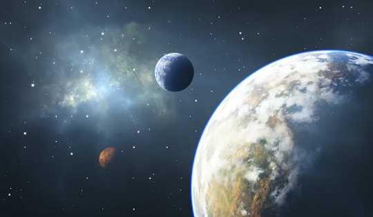 지구는 수십억 년 동안 거주 할 수있었습니다 – 정확히 우리가 얼마나 운이 좋았을까요?