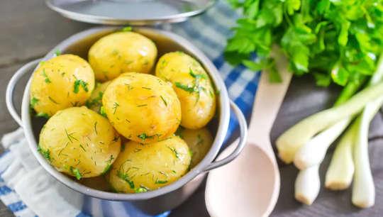 6 syytä miksi perunat ovat hyviä sinulle