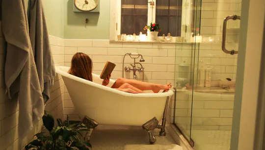 您不需要桑拿浴室或按摩浴缸即可獲得好處。