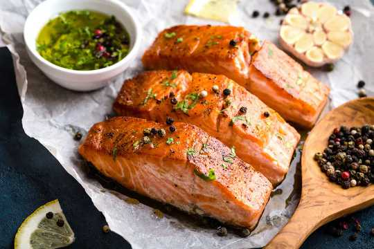 Omega-3s: Consuming More Oily Fish Could Prevent Asthma In Some Children