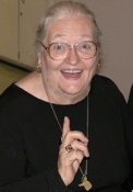 Dolores Ashcroft-Nowicki