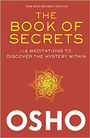 ブックカバー:The Book of Secrets:112 Meditations to Discover the Mystery Inside byOsho。