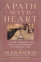本の表紙:心のある道:ジャック・コーンフィールドによる精神生活の危険と約束を通じたガイド。