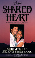 Buchcover: The Shared Heart: Relationship Initiations and Celebrations von Joyce & Barry Vissell.