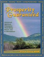 bokomslag Velstand garantert: universelle åndelige prinsipper som gir fred, glede og overflod av Grace Terry, MSW.
