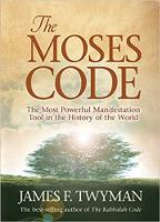 غلاف الكتاب: كود موسى: أقوى أداة تجسيد في تاريخ العالم بقلم جيمس إف تويمان.