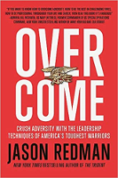 boekomslag: Overcome: Crush Adversity with the Leadership Techniques of America's Toughest Warriors deur Jason Redman