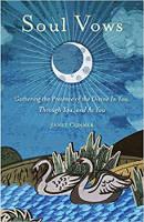 обложка книги: «Обеты души: собирая присутствие божественного в тебе, через тебя и как ты» Джанет Коннер.
