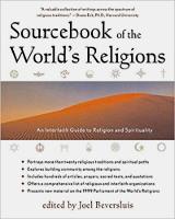 书籍封面:《世界宗教资料集:宗教与灵性跨信仰指南》,由乔尔·贝弗斯洛伊斯(Joel Beversluis)编辑。