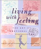 書籍封面:感受生活:盧西亞(Lucia Capacchione)的情感表達藝術。