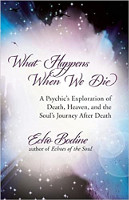 bokomslag av What Happens When We Die: A Psychic's Exploration of Death, Heaven, and the Souls Journey After Death av Echo Bodine