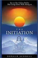 书籍封面:Prema Baba Swamiji的《 The Initiation》(作为唐纳德·施耐尔博士)