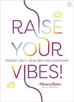 書籍封面:提升你的共鳴!:Athena Bahri 的每個人的能量自我修復