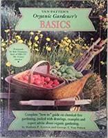书籍封面:George Van Patten撰写的Organic Gardeners Basic。