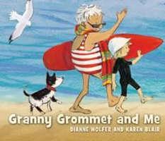 ダイアン・ウルファーとカレン・ブレアによるグラニー・グロメットとミーの表紙
