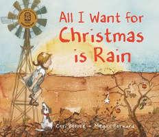 コリ・ブルックとミーガン・フォーウォーによる、クリスマスに欲しいのは雨だけです。