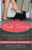 책 표지 : 연애의 진실 : 수잔 M. 캠벨의 현실을 얻어 사랑 찾기.