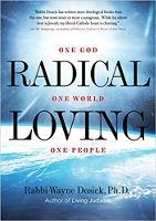 обложка книги: «Радикальная любовь: один бог, один мир, один народ» Уэйна Досика.