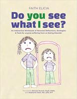 書籍封面:你看到我所看到的嗎? 通過信仰艾麗西亞