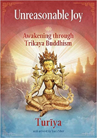 Urimelig glede: Awakening through Trikaya Buddhism av Turīya