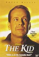 دیزنی The Kid (دی وی دی) با بازی بروس ویلیس ، اسپنسر برسلین و لیلی تاملین.