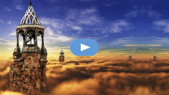 Traveling Between Worlds: Close Your Eyes So You Can See (Video)