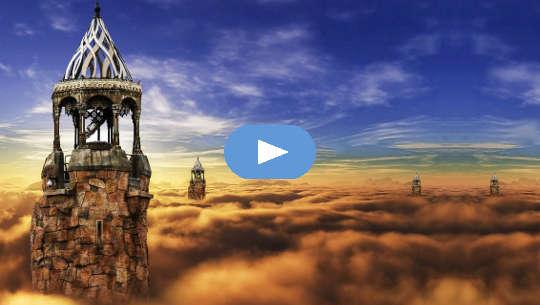 Reizen tussen werelden: sluit je ogen zodat je kunt zien (video)