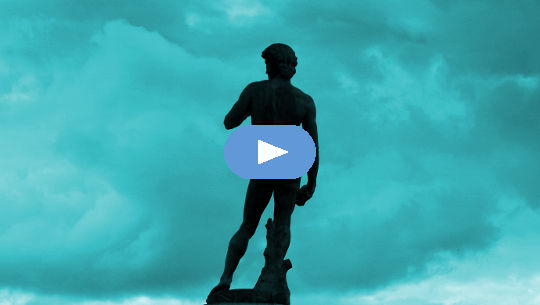 Wat Michelangelo my geleer het om vryheid van vrees en angs te vind (video)