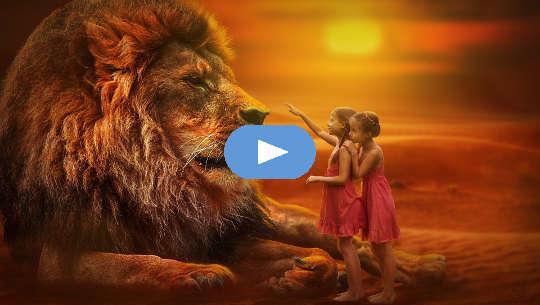 Die genesende krag van verbeeldingryke spel (video)
