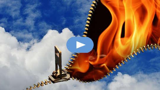 La vida es un viaje por el cielo y el infierno (video)
