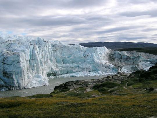 ग्लेशियरों
