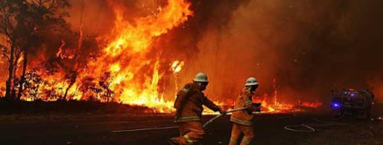 Австралия имеет самый жаркий сентябрь, когда растет угроза пожарам