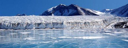 Canadese gletsjer