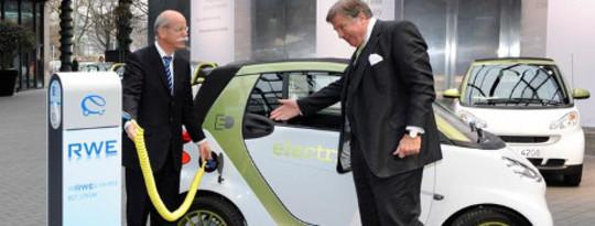 綠色汽車是歐盟的雙贏選擇