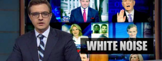 Chris Hayes: Fox News '' ghastly Undertaking 'On Race And Crime